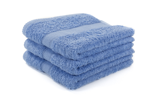 Blue Hairdressing Towels