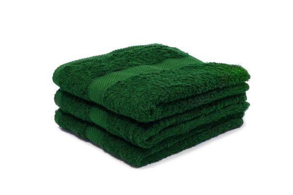 Green Bath & Hand Towels