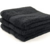 Large Black Luxury Cotton