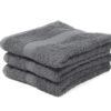 large grey luxury Towels