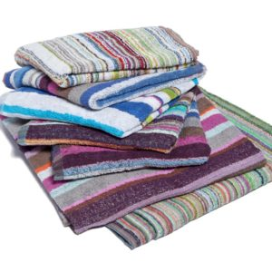 Coloured Hairdressing Towels